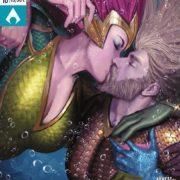 Aquaman 10: El beso de despedida