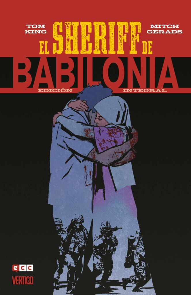 El sheriff de Babilonia edicion integral portada