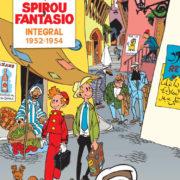 Spirou y Fantasio. Integral 3 de Franquin.
