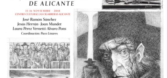 IV Jornadas de Cómic de Alicante: La Literatura en el Cómic