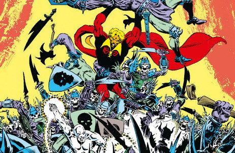 Colección Jim Starlin 10. La Guerra del Infinito: Resurrección