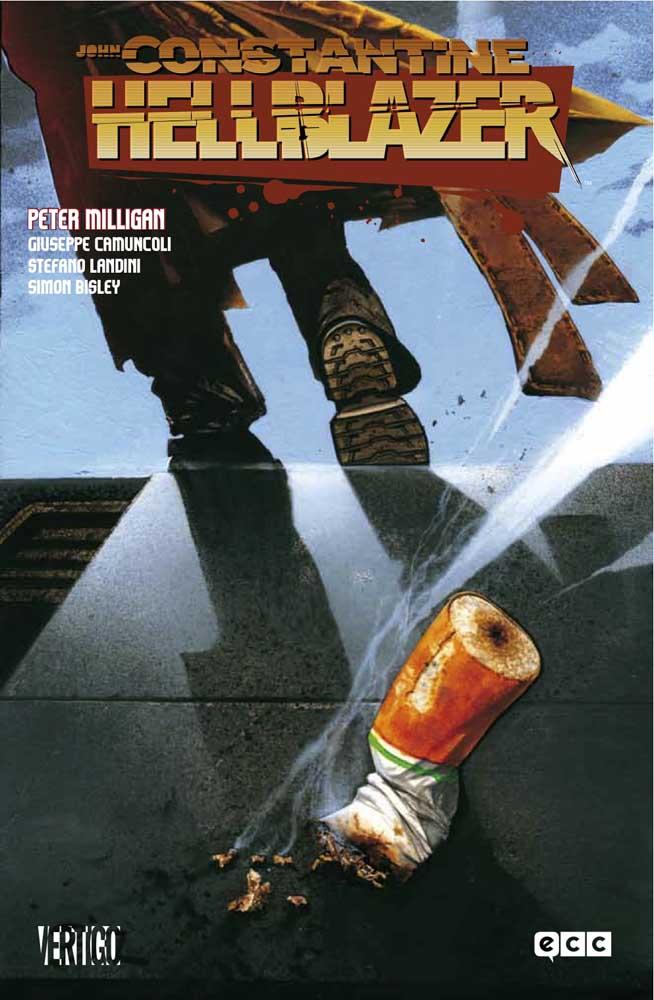 hellblazer peter milligan