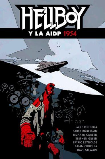 Hellboy y la AIDP