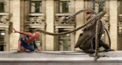 spiderman vs octopus
