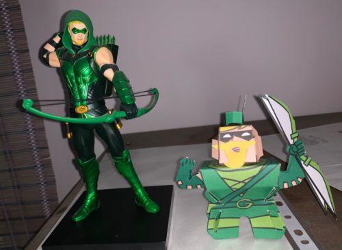 Green Arrow Reto Pensadores XIII Alejandro
