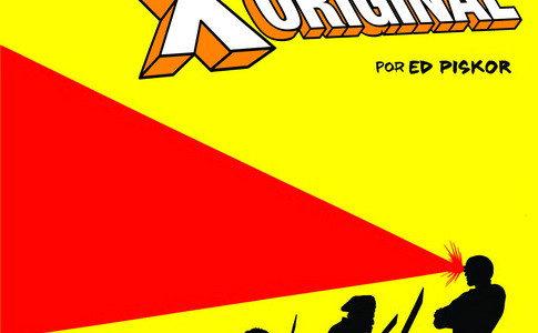 La gran novela de la Patrulla-X: La Patrulla-X original