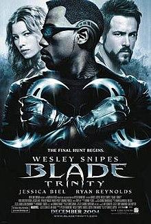 ¡Viñetas y… acción! 12: Blade Trinity de David S. Goyer