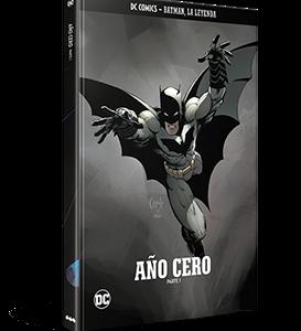 Nuevo coleccionable Salvat: Batman, la leyenda