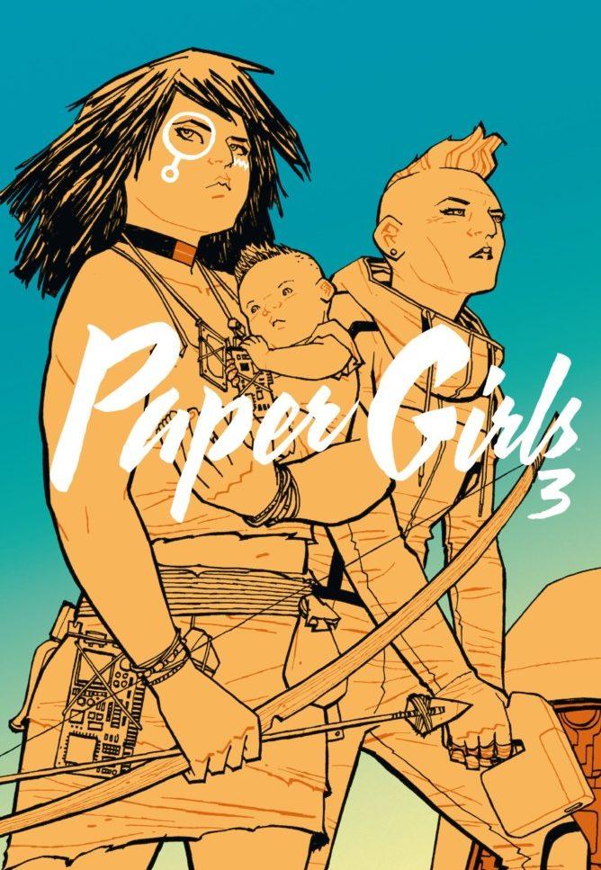 Paper Girls 3.