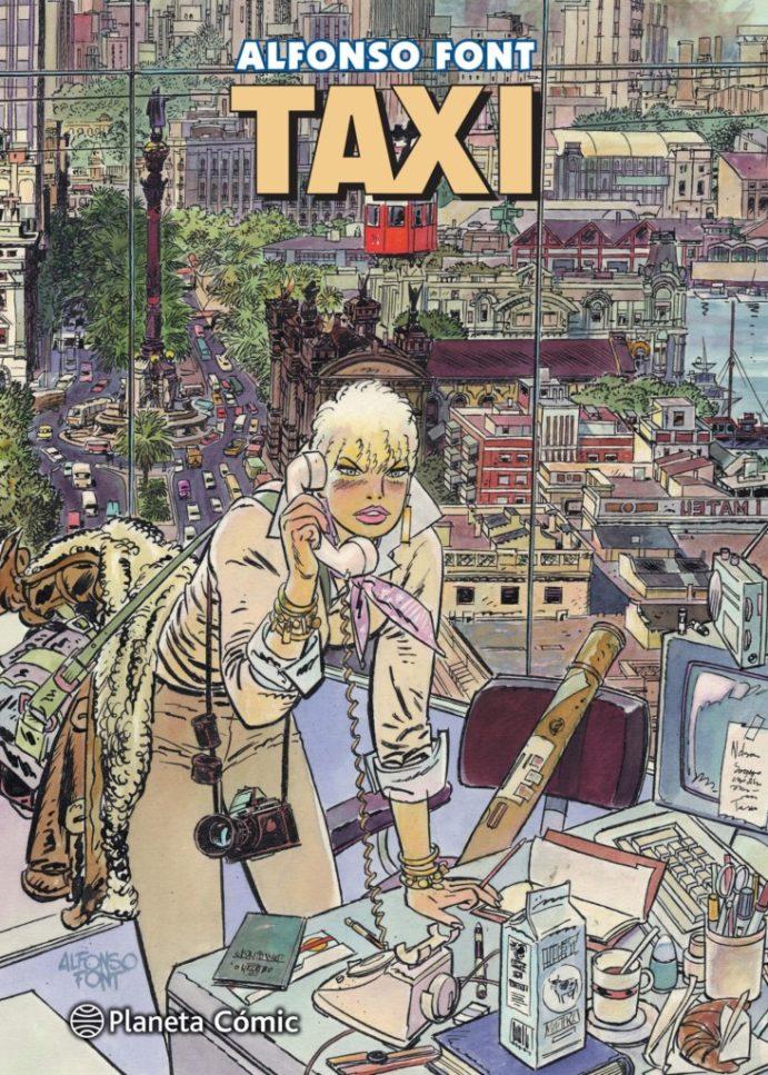 Taxi, de Alfonso Font.