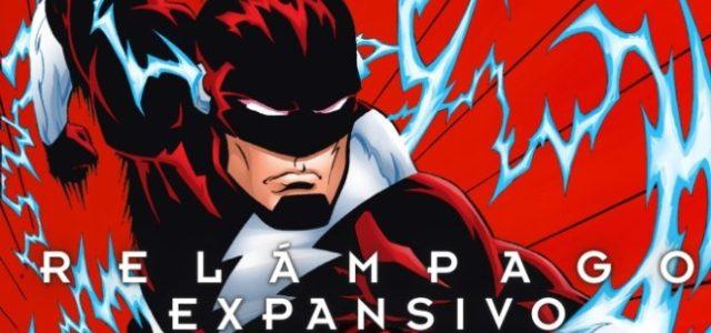 Flash de Mark Waid: Relámpago expansivo