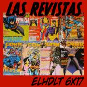 Las revistas de cómic