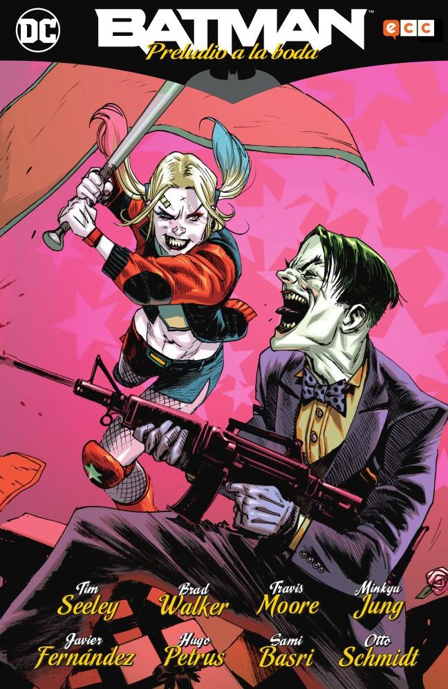 Batman- Preludio a la boda