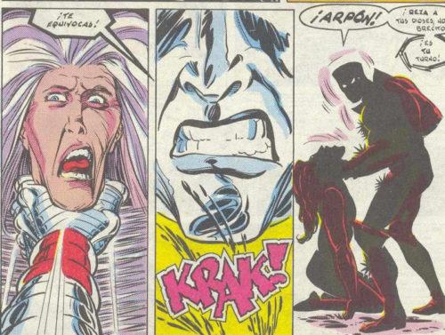 Coloso Masacre Mutante Reto Pensadores XVII Alejandro