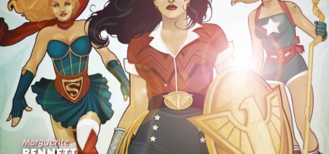 DC Comics Bombshells vol. 2: Aliadas