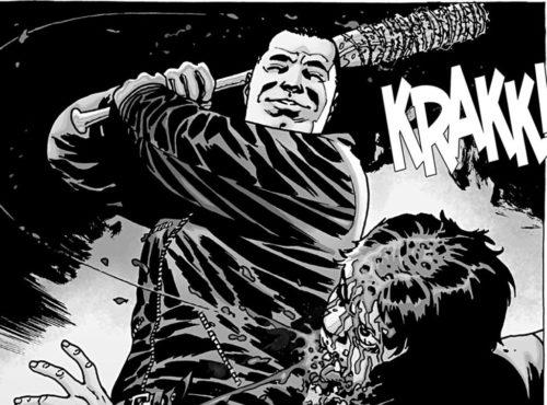 Lucille Walking Dead Reto Pensadores XVII Jaime