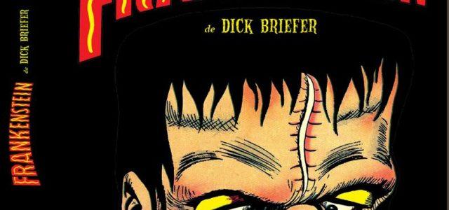 Frankenstein de Dick Briefer