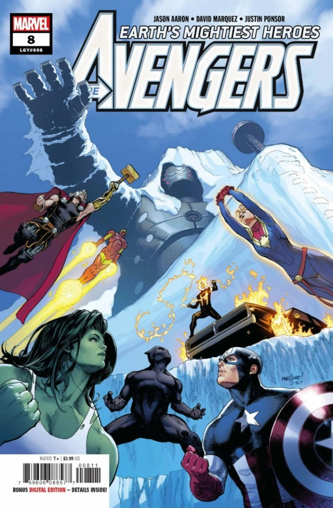 Vengadores avengers 8