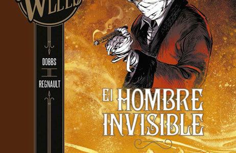 H.G. Wells. El hombre invisible