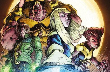 Los Nuevos Mutantes: Almas Muertas