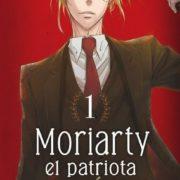 Moriarty el patriota 1, de Ryosuke Takeuchi e Hikaru Miyoshi.