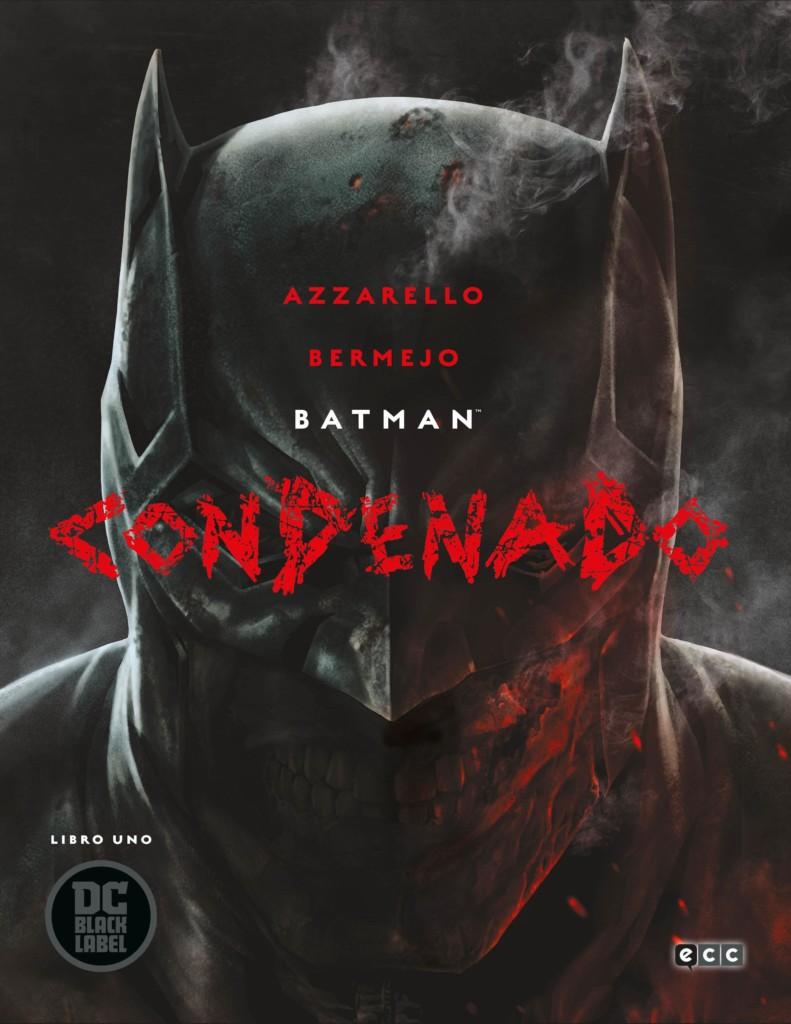 Batman: Condenado Libro Uno portada