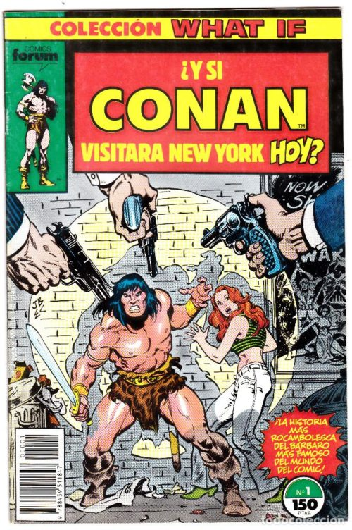Conan Reto Pensadores XXII Lamastelle