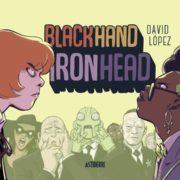 Blackhand Ironhead de David López