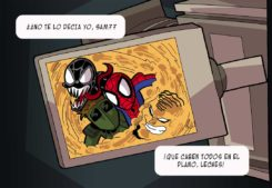 spiderman 3 chiste
