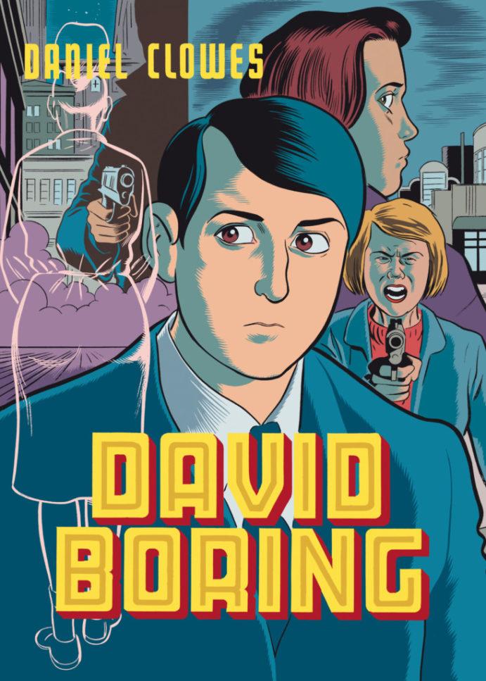 David Boring, de Daniel Clowes