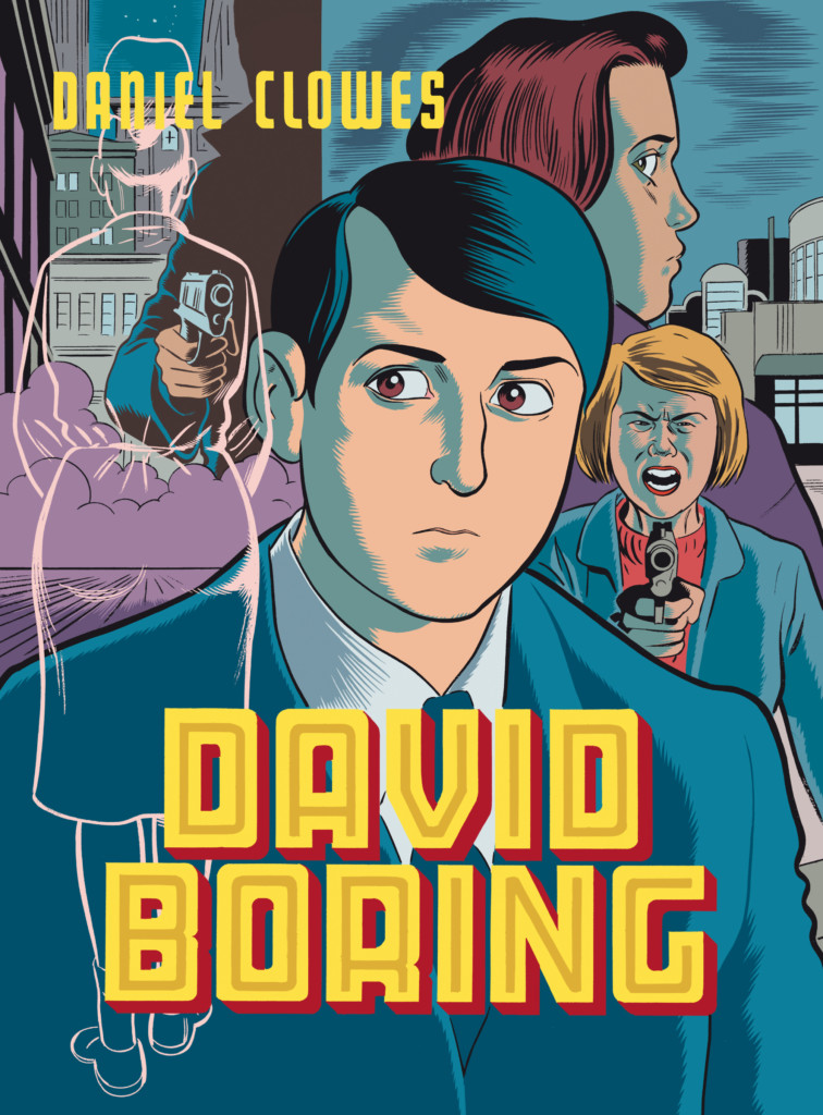 Daniel Clowes - David Boring