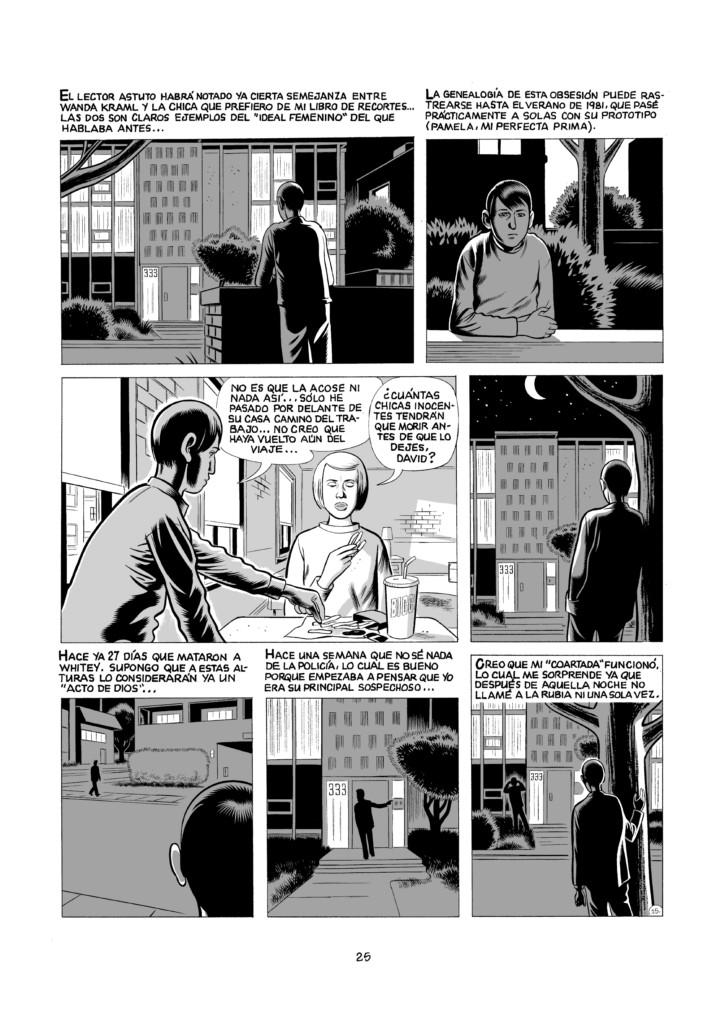 david boring daniel clowes pagina 25