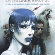 La trilogía Nikopol, de Enki Bilal