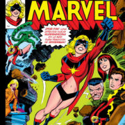 Ms. Marvel (Omnigold): Integral