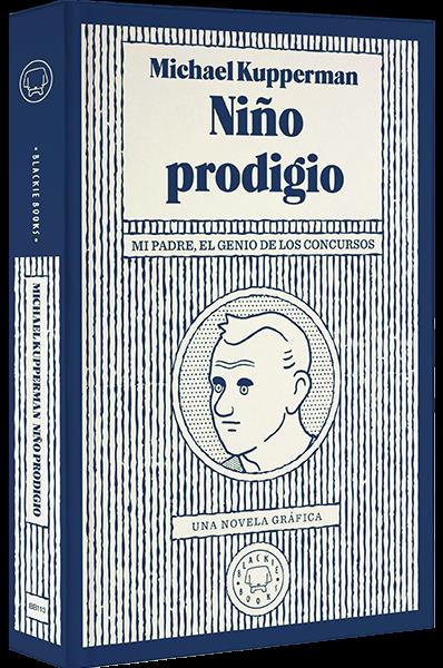 niño prodigio blackie books