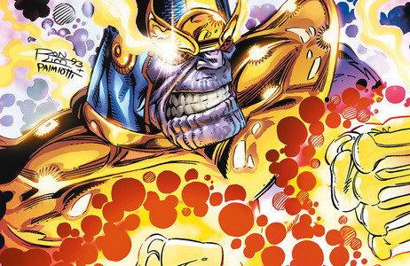 Thanos: Poderes Cósmicos
