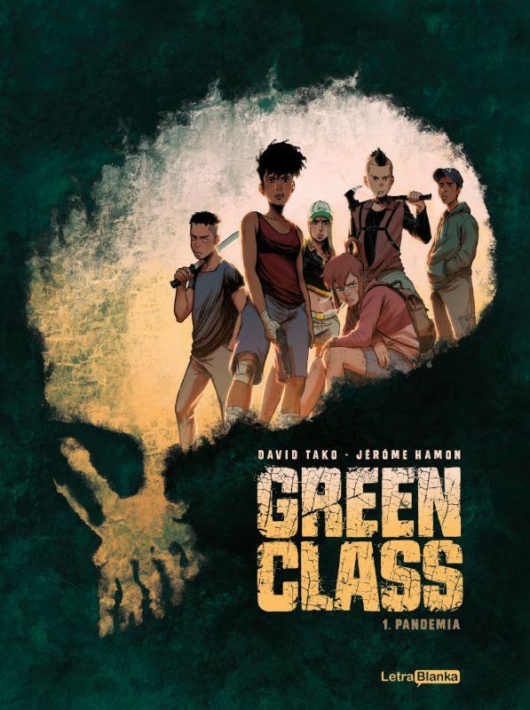 Novedad LetraBlanka febrero 2019 - Green Class