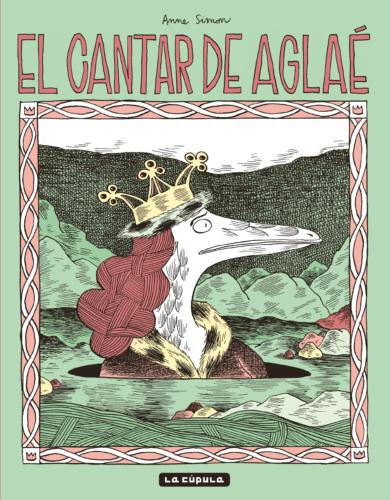 Novedades La Cúpula marzo 2019 - El cantar de Aglaé