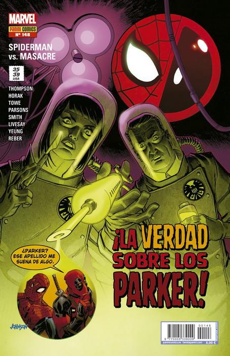 Asombroso Spiderman 148