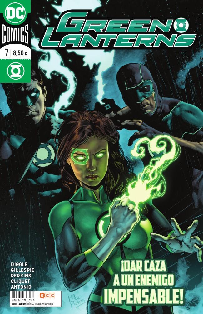 Green Lanterns 7