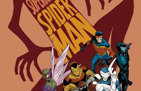 100% Marvel HC: Los enemigos superiores de Spiderman