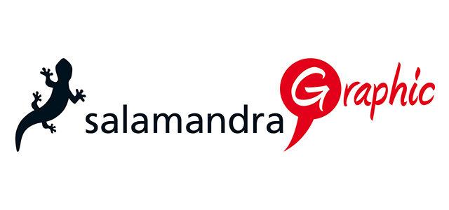 Novedad Salamandra Graphic septiembre 2020