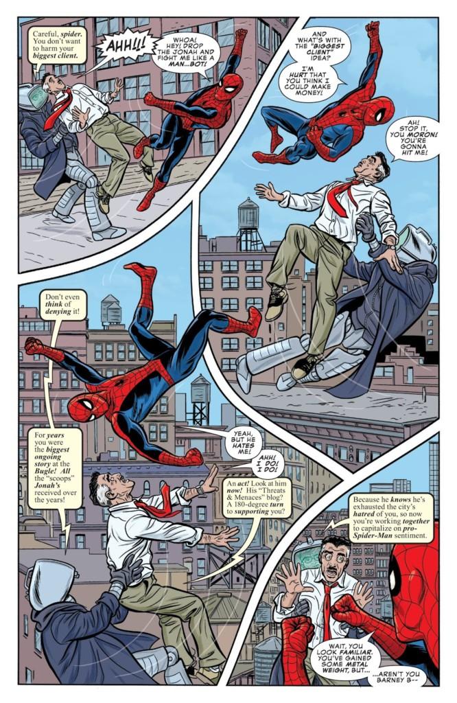 asombroso spiderman 149 pagina 1