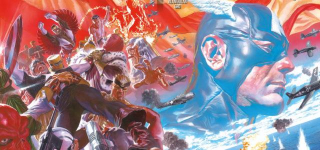 Capitán América nº100: Invierno en América