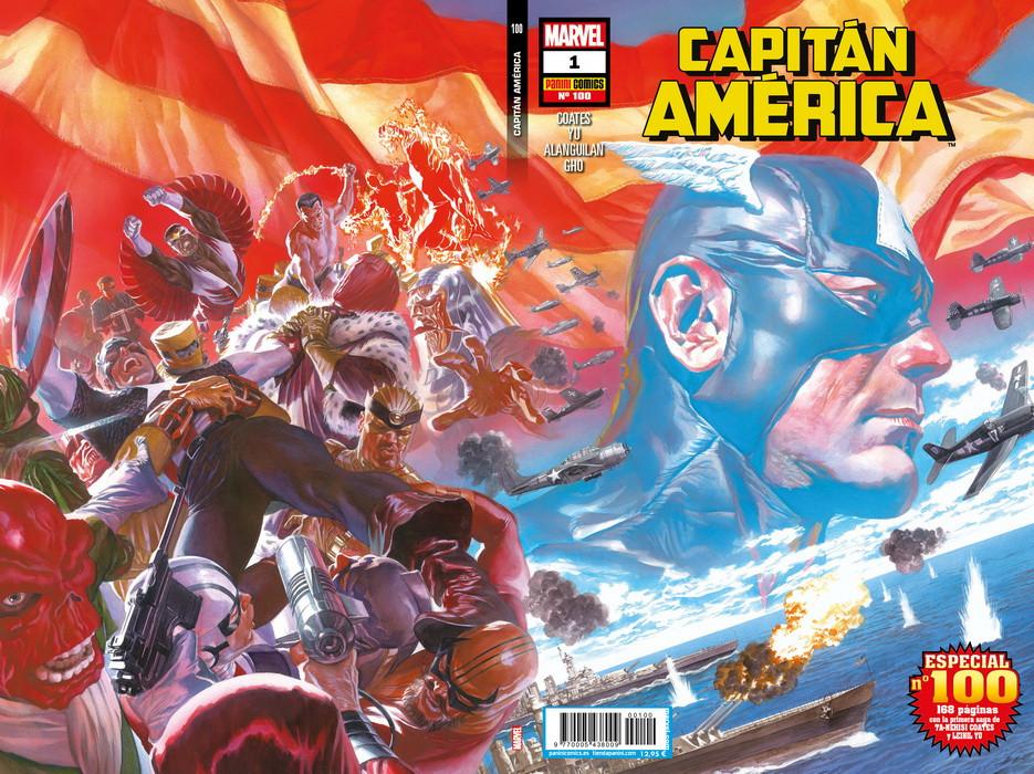 capitán américa 100 invierno en américa