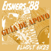 Podcast de ELHDLT: Guía de apoyo del podcast Premios Eisner 1988.