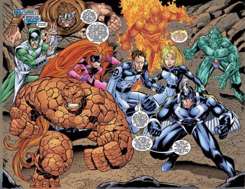 heroes reborn 4 fantasticos