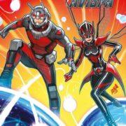 100% Marvel. Hombre Hormiga y la Avispa
