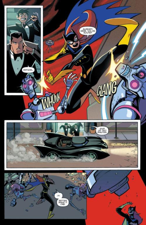 Las Aventuras de Batman y las Tortugas Ninja