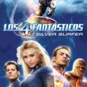 Viñetas y … ¡acción! 19 Los 4 Fantásticos y Silver Surfer de Tim Story